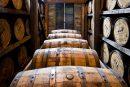 distillery-barrels